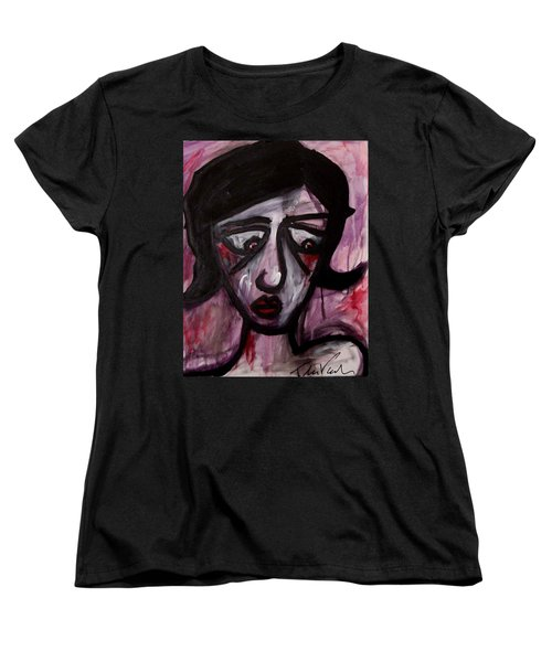Finals Women's T-Shirt (Standard Cut) by Thomas Valentine