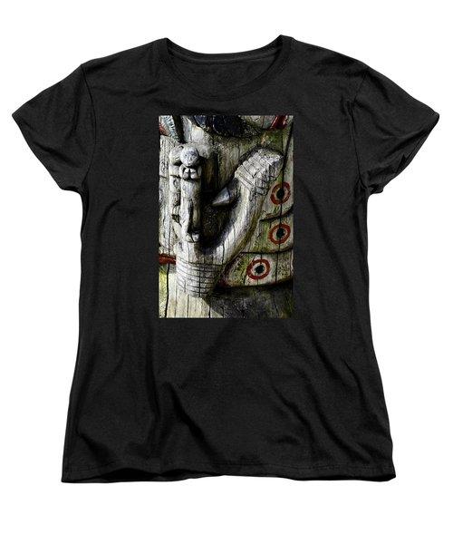 Fish Hook Women's T-Shirt (Standard Cut)