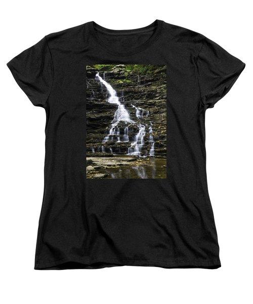 Fl Ricketts Falls Women's T-Shirt (Standard Cut)