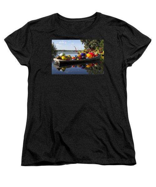 Float Boat Women's T-Shirt (Standard Cut)