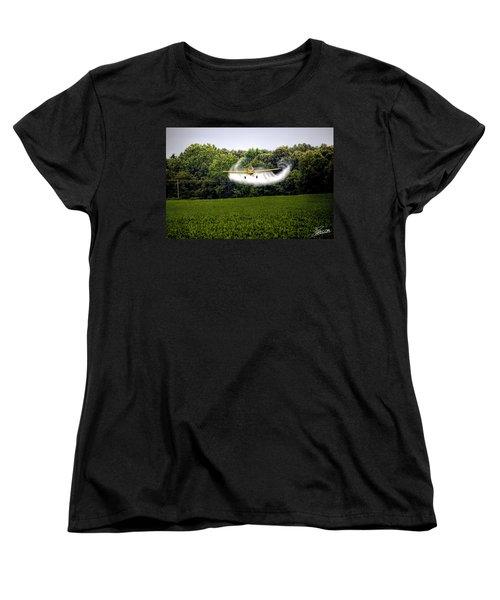 Flying Low Women's T-Shirt (Standard Cut)