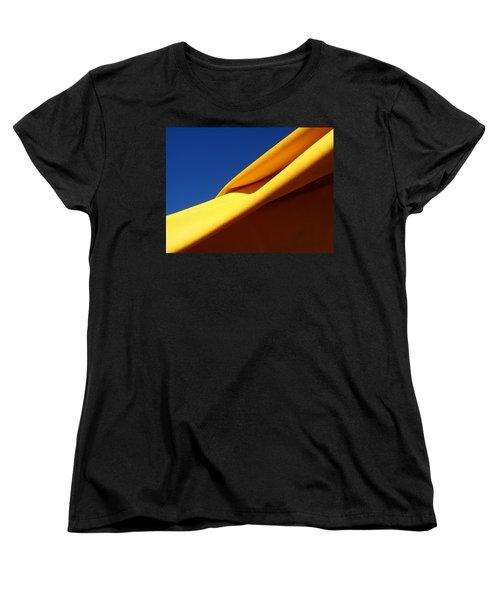 Fold Women's T-Shirt (Standard Cut) by David Pantuso