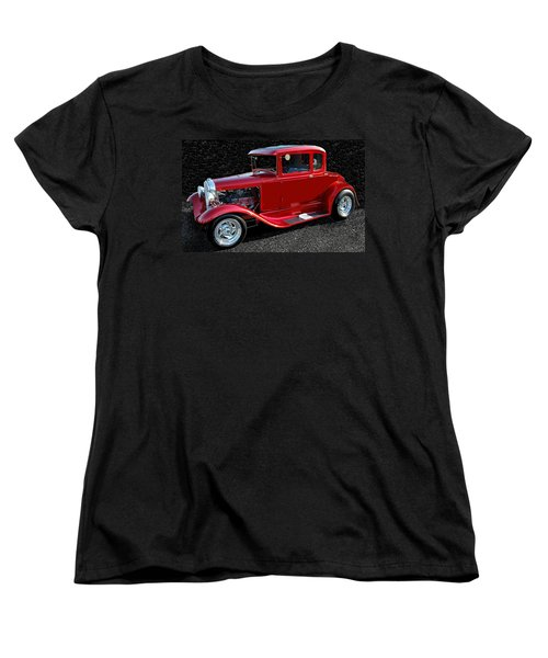 Ford Out Of This World Women's T-Shirt (Standard Cut) by Eric Liller