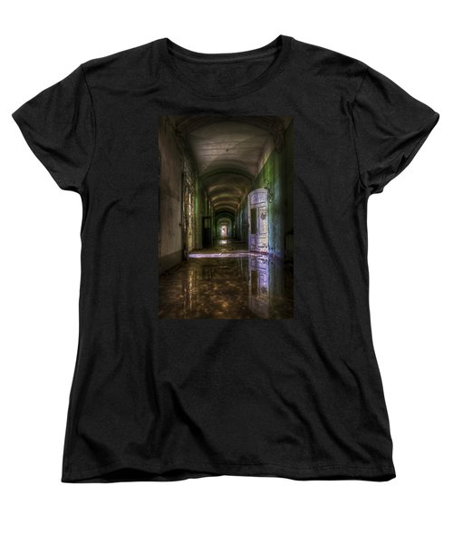 Forgotten Reflections Women's T-Shirt (Standard Cut) by Nathan Wright