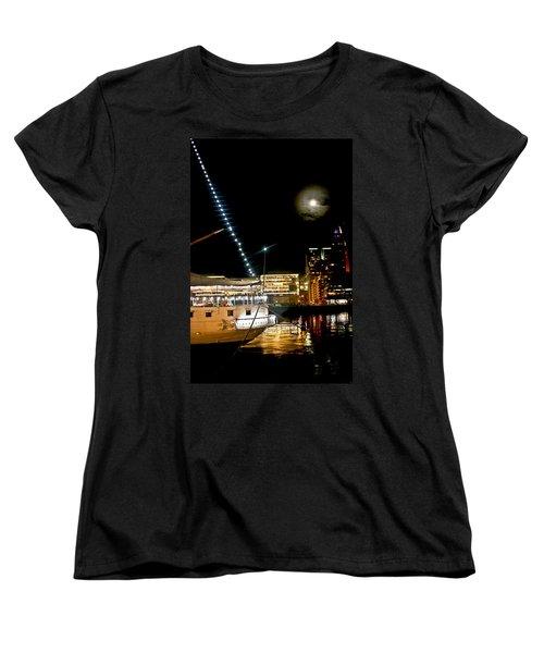 Women's T-Shirt (Standard Cut) featuring the photograph Fragata  by Silvia Bruno