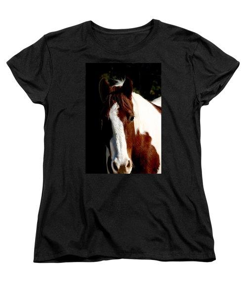 Fred Women's T-Shirt (Standard Cut) by Anthony Jones