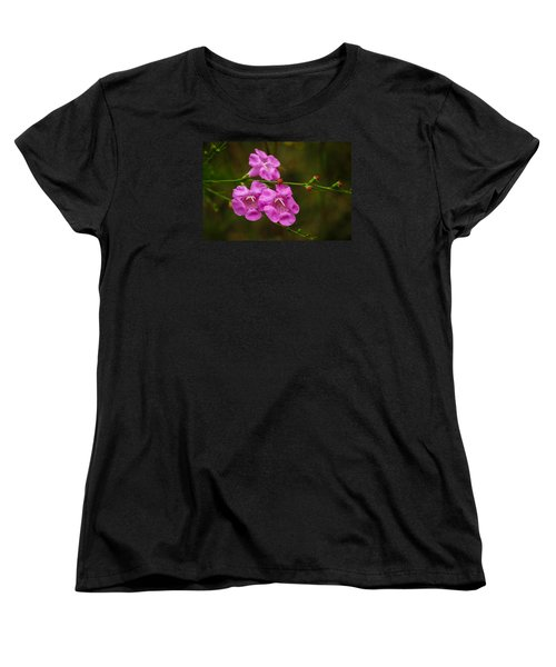 Women's T-Shirt (Standard Cut) featuring the photograph Free by Julie Andel