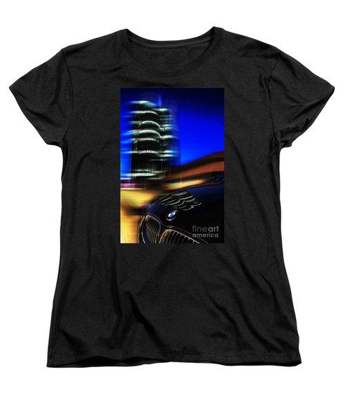 Freude Am Fahren Women's T-Shirt (Standard Cut) by Hannes Cmarits