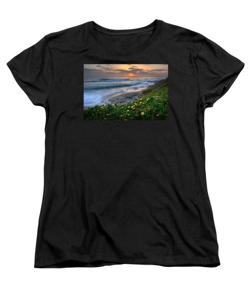 From Above Women's T-Shirt (Standard Cut) by Peter Tellone