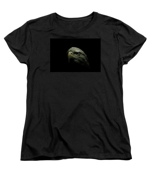 From The Shadows Women's T-Shirt (Standard Cut) by Shane Holsclaw