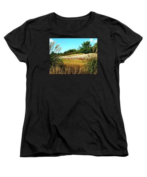 Furry Hill Women's T-Shirt (Standard Cut)
