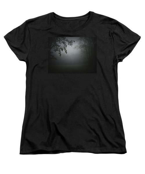 Women's T-Shirt (Standard Cut) featuring the photograph Gaia Cathedral by Cynthia Lassiter