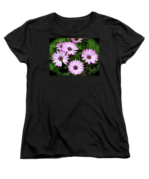 Garden Beauty Women's T-Shirt (Standard Cut) by Ed  Riche