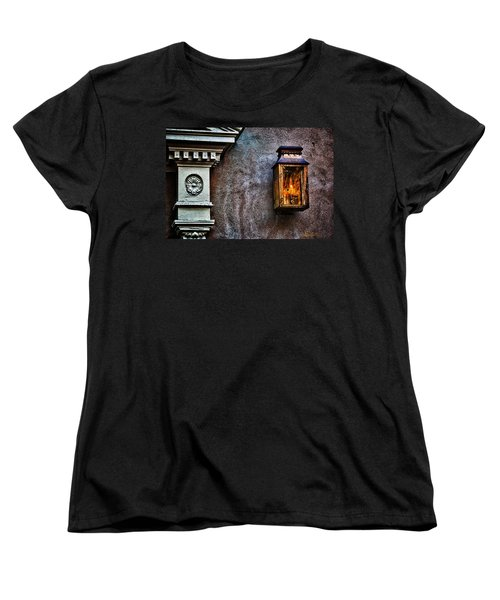 Gas Lantern Women's T-Shirt (Standard Cut) by Renee Sullivan