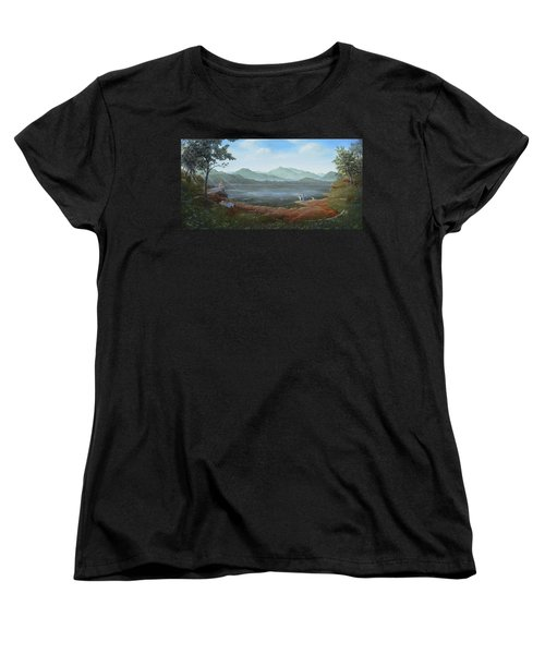 Girls Day Out Women's T-Shirt (Standard Cut) by Duane R Probus