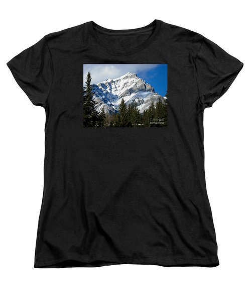 Glorious Rockies Women's T-Shirt (Standard Cut)