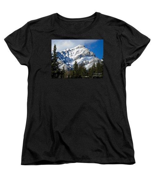 Glorious Rockies Women's T-Shirt (Standard Cut) by Bianca Nadeau