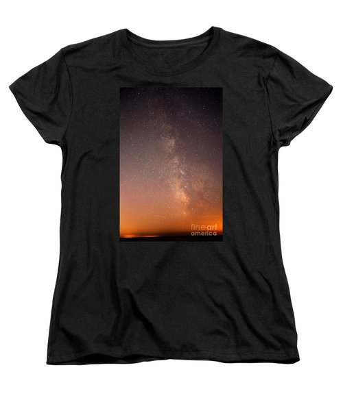 Women's T-Shirt (Standard Cut) featuring the photograph God Did This by Robert Pearson