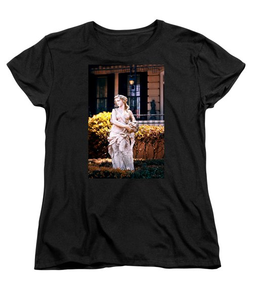 Goddess Of The South Women's T-Shirt (Standard Cut) by Renee Sullivan