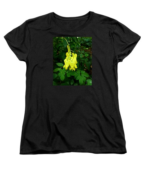 Golden Tears Vine Women's T-Shirt (Standard Cut)