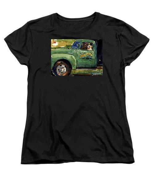 Good Ole Boys Women's T-Shirt (Standard Cut) by Molly Poole