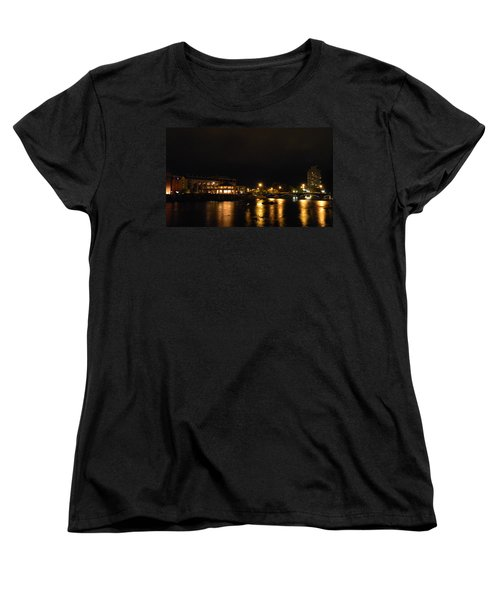 G.r. Grand River Ford Museum 1 Women's T-Shirt (Standard Cut) by Mark Minier