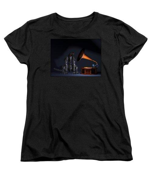 Grammaphone Women's T-Shirt (Standard Cut)