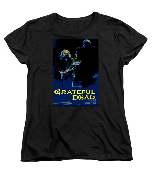 Grateful Dead - In Concert Women's T-Shirt (Standard Cut)