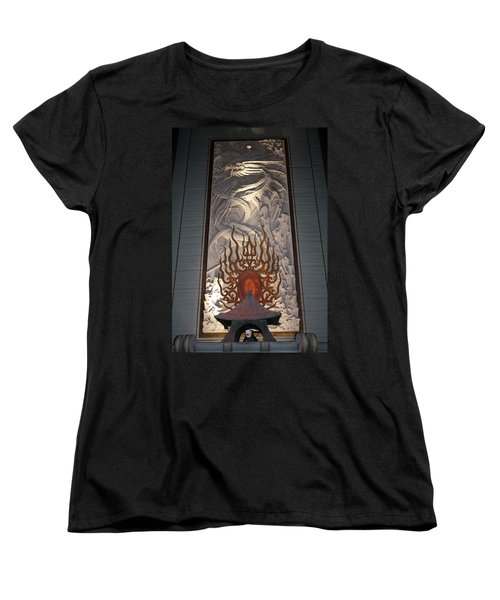 Grauman's Artwork Women's T-Shirt (Standard Cut) by David Nicholls
