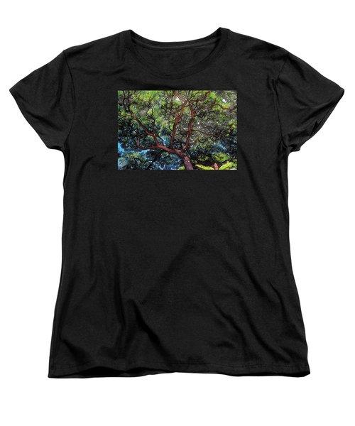 Growth Women's T-Shirt (Standard Cut) by Terry Reynoldson