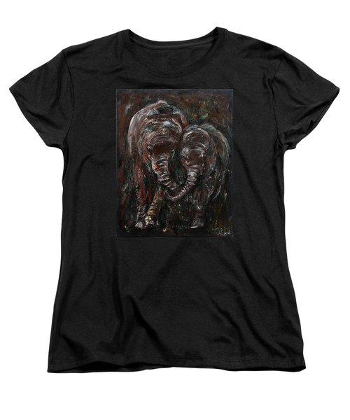 Hand In Hand Women's T-Shirt (Standard Cut)