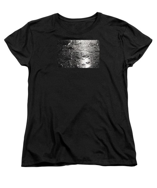 Women's T-Shirt (Standard Cut) featuring the photograph Hard And Soft by Miguel Winterpacht