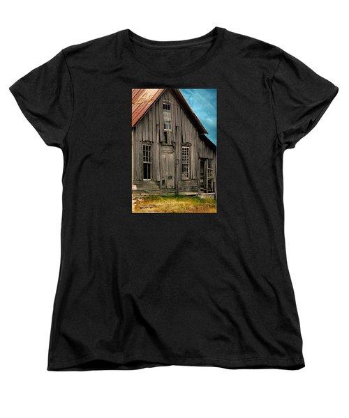 Shack Of Elora Tn  Women's T-Shirt (Standard Cut)
