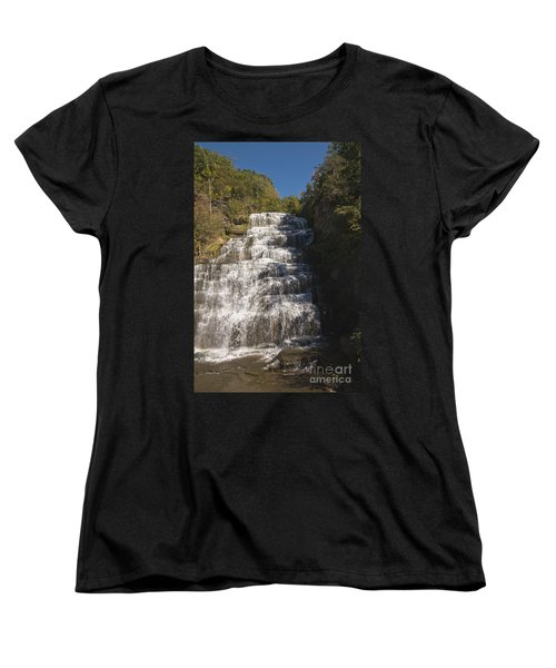 Hector Falls Women's T-Shirt (Standard Cut) by William Norton