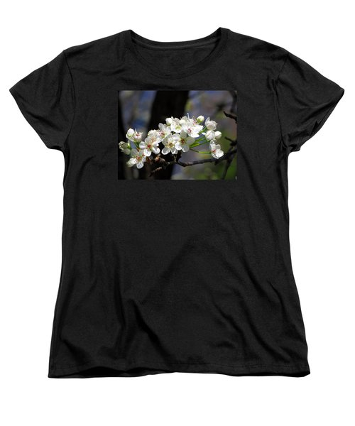 Women's T-Shirt (Standard Cut) featuring the photograph Hello Spring by Greg Simmons