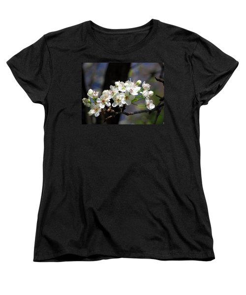 Hello Spring Women's T-Shirt (Standard Cut)