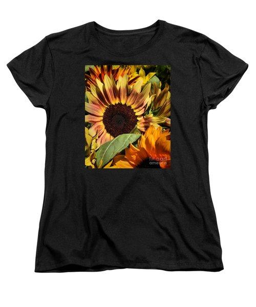 Here Comes The Sun Women's T-Shirt (Standard Cut) by Robert McCubbin