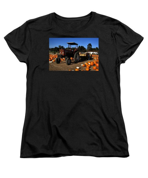 Women's T-Shirt (Standard Cut) featuring the photograph Heston 80-66 by Michael Gordon