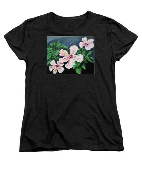 Hibiscus No. 1 Women's T-Shirt (Standard Cut)