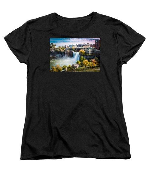 High Falls Rochester Women's T-Shirt (Standard Cut)