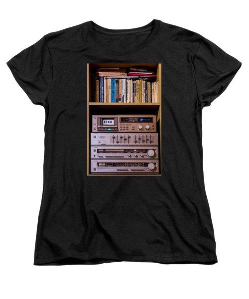 High Technology Women's T-Shirt (Standard Cut) by Tgchan