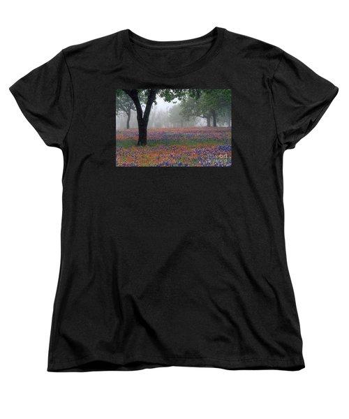 Hill Country - Fs000912 Women's T-Shirt (Standard Cut) by Daniel Dempster