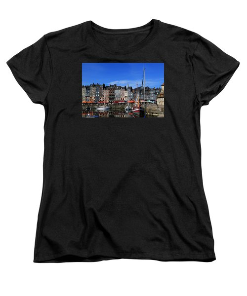 Honfleur France Women's T-Shirt (Standard Cut)