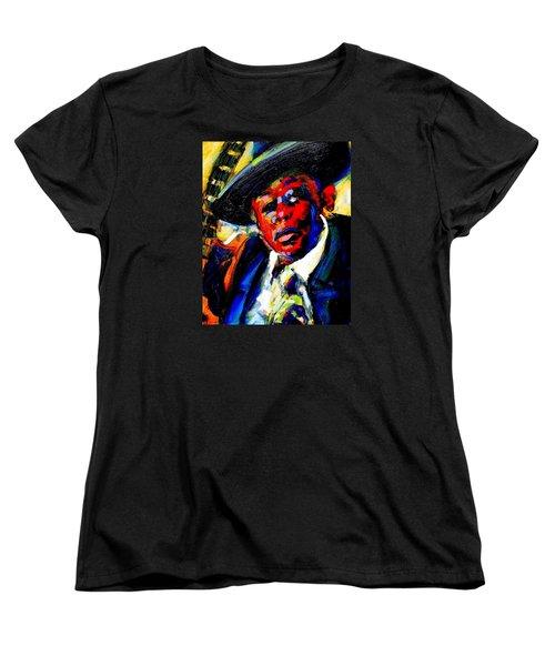 Hooker Women's T-Shirt (Standard Cut) by Les Leffingwell