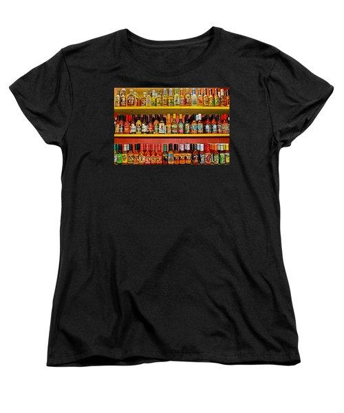 Hot Stuff Women's T-Shirt (Standard Cut) by DJ Florek