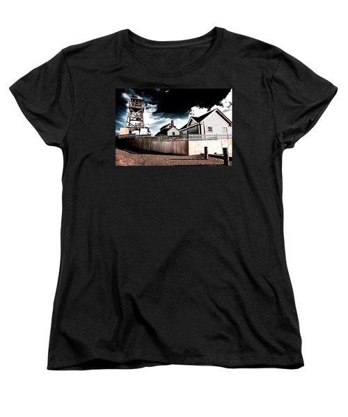 House Of Refuge Women's T-Shirt (Standard Cut) by Bill Howard