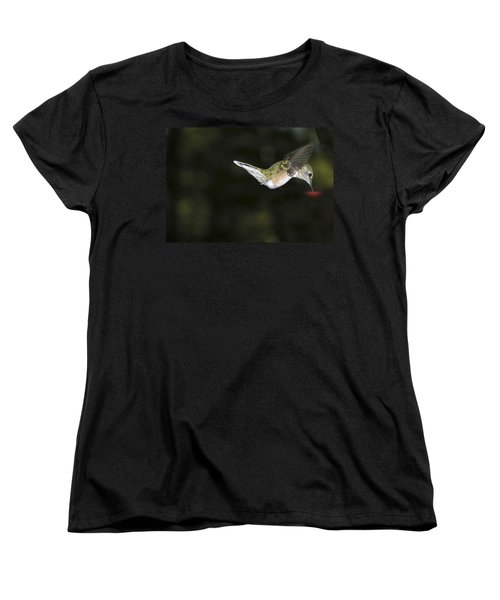 Hovering Beauty Women's T-Shirt (Standard Cut) by Ron White