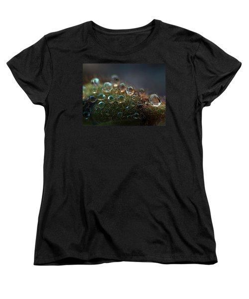 Women's T-Shirt (Standard Cut) featuring the photograph How  Bizzahh by Joe Schofield