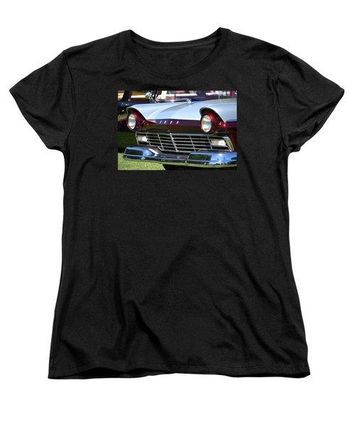 Women's T-Shirt (Standard Cut) featuring the photograph Hr-11 by Dean Ferreira