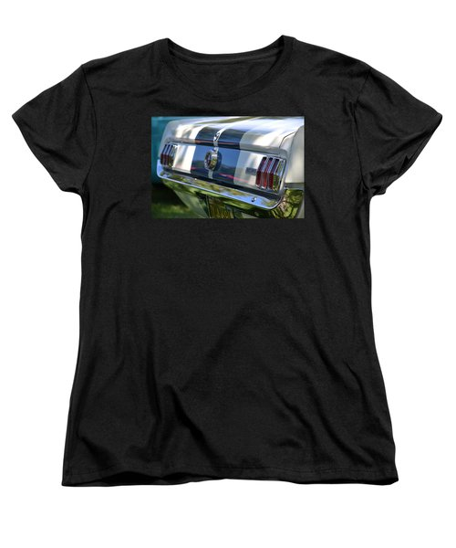 Women's T-Shirt (Standard Cut) featuring the photograph Hr-22 by Dean Ferreira